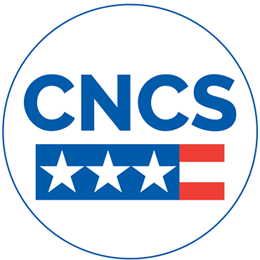 Corporation for National and Community Service agency seal