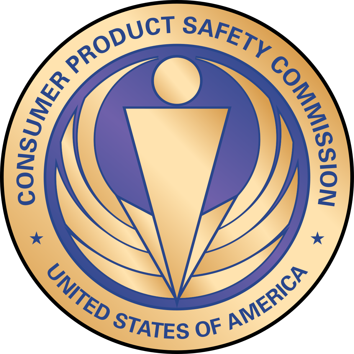 Consumer Product Safety Commission agency seal