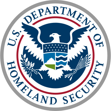 Department of Homeland Security agency seal
