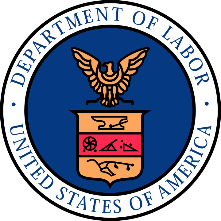 Department of Labor agency seal