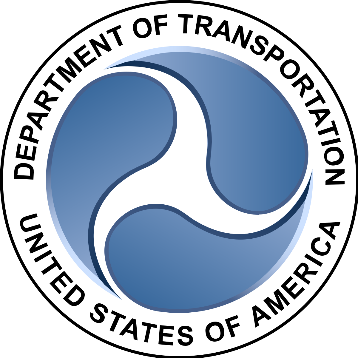 Department of Transportation agency seal