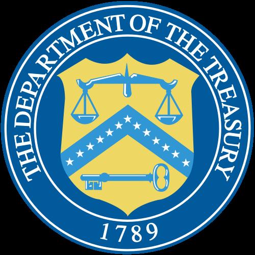 Treasury agency seal