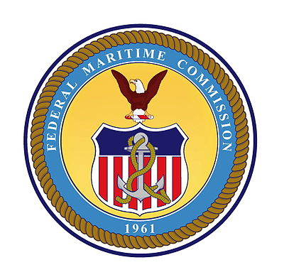 Federal Maritime Commission agency seal