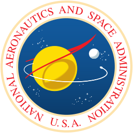 National Aeronautics and Space Administration agency seal