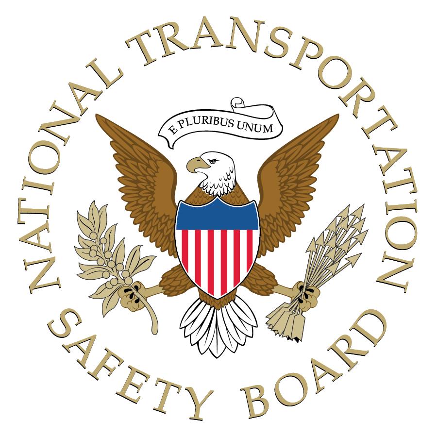 National Transportation Safety Board agency seal