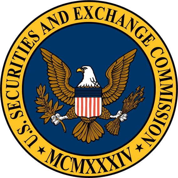 Securities and Exchange Commission agency seal